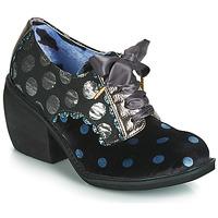Sapatos Mulher Botins Irregular Choice TIPPLE Preto