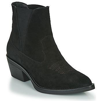 Sapatos Mulher Botins Les Petites Bombes IRINA Preto
