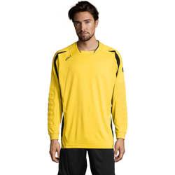 Textil Homem T-shirt mangas compridas Sols AZTECA SPORTS Amarillo