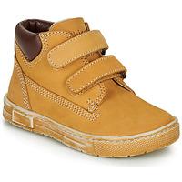 Sapatos Rapaz Sapatilhas de cano-alto Chicco CLAY Castanho