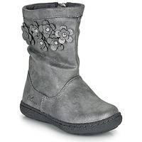 Sapatos Rapariga Botas Chicco CLEDIA Cinza
