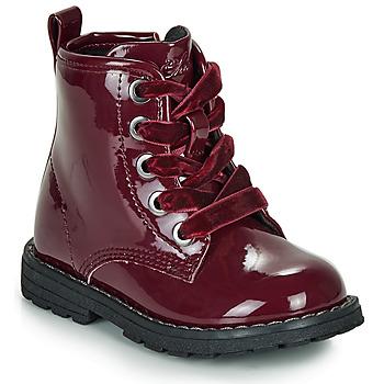Sapatos Rapariga Botas baixas Chicco COLLES Maroon
