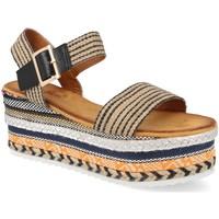 Sapatos Mulher Sandálias Milaya 3M121 Negro