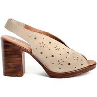 Sapatos Mulher Sandálias Bryan 620 Bege