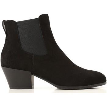 Sapatos Mulher Botas baixas Hogan HXW4010W890CR0B999 nero