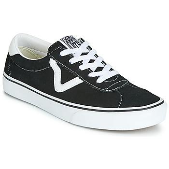 Sapatos Sapatilhas Vans VANS SPORT Preto