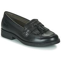 Sapatos Rapariga Sapatos Geox JR AGATA A Preto