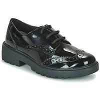 Sapatos Rapariga Sapatos Geox J CASEY G Preto