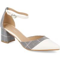 Sapatos Mulher Escarpim Festissimo Y288-68 Blanco
