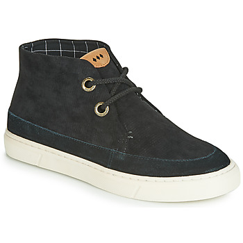 Sapatos Homem Sapatilhas de cano-alto Armistice BLOW DESERT Preto