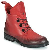 Sapatos Mulher Botas baixas Metamorf'Ose FABLE Vermelho