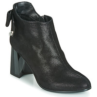 Sapatos Mulher Botins Metamorf'Ose FANCHON Preto