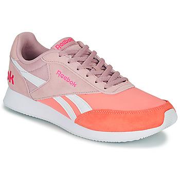 Sapatos Mulher Sapatilhas Reebok Classic ROYAL JOG Cinza