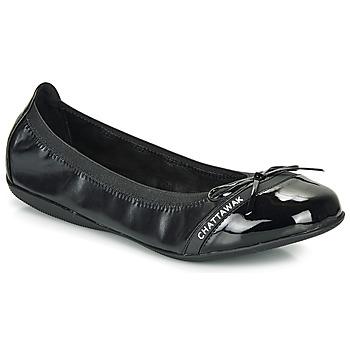 Sapatos Mulher Sabrinas Chattawak CAPRICE Preto