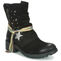 Sapatos Mulher Botas baixas Felmini AZAFRINO Preto