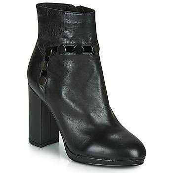 Sapatos Mulher Botins Café Noir GLORIA Preto