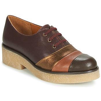 Sapatos Mulher Sapatos Chie Mihara YELLOW Bordô