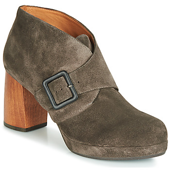 Sapatos Mulher Botas baixas Chie Mihara QUIRINA Cinza
