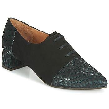 Sapatos Mulher Sapatos Chie Mihara ROLY Preto / Verde
