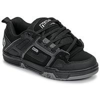 Sapatos Sapatilhas DVS COMANCHE Preto