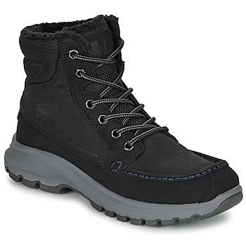 Sapatos Homem Botas de neve Helly Hansen GARIBALDI V4 Preto