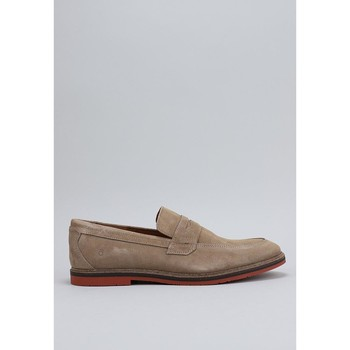 Sapatos Homem Mocassins Krack 1240021 Bege