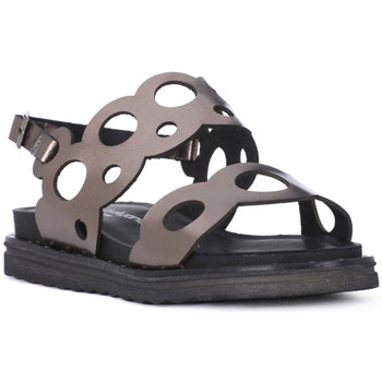 Sapatos Mulher Sandálias Sono Italiana LAM PELTRO Grigio
