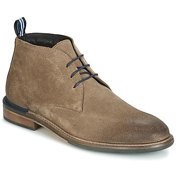 Sapatos Homem Botas baixas Schmoove PILOT-DESERT Bege