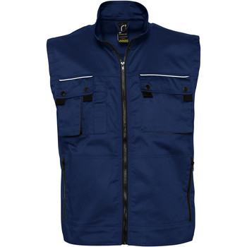 Textil Casacos de malha Sols ZENITH PRO - WORK Azul