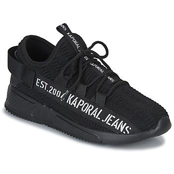 Sapatos Homem Sapatilhas Kaporal DOFINO Preto