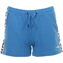 Textil Mulher Shorts / Bermudas Fila Wn's Maria Shorts Azul