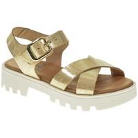 Sapatos Rapariga Sandálias Canalitas 3902 Plata