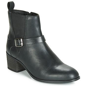 Sapatos Mulher Botins Ravel KINGSLEY Preto