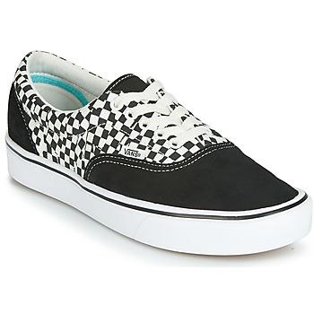 Sapatos Sapatilhas Vans COMFYCUSH ERA Preto / Branco