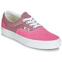 Sapatos Mulher Sapatilhas Vans ERA Rosa