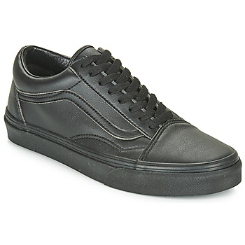 Sapatos Sapatilhas Vans OLD SKOOL Preto