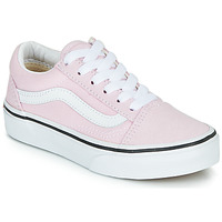 Sapatos Rapariga Sapatilhas Vans UY OLD SKOOL Rosa
