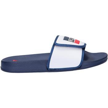 Sapatos Criança chinelos Levi's VPOL0023S GAME Blanco