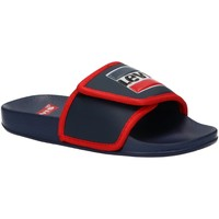 Sapatos Criança chinelos Levi's VPOL0021S GAME Azul