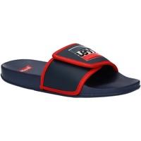 Sapatos Criança chinelos Levi's VPOL0023S GAME Azul