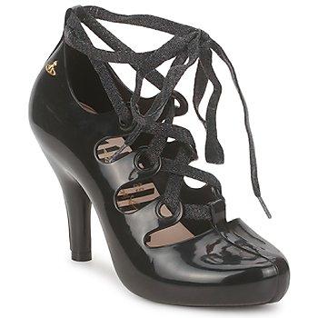 Sapatos Mulher Escarpim Melissa GILLIE WESTWOOD Preto