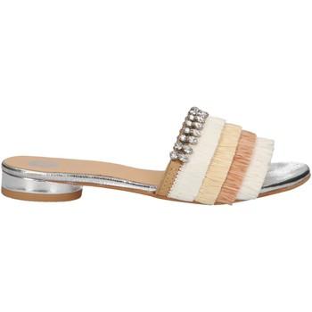 Sapatos Mulher chinelos Gioseppo 44192 Beige