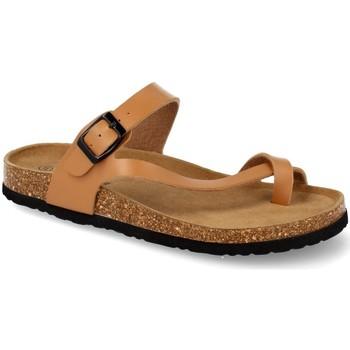 Sapatos Mulher Sandálias Shoes&blues M-15 Camel