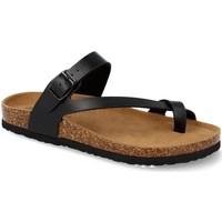Sapatos Mulher Sandálias Shoes&blues M-15 Negro