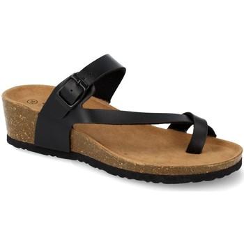 Sapatos Mulher Sandálias Silvian Heach M-28 Negro