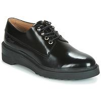 Sapatos Mulher Sapatos Kickers ALDARIC Preto