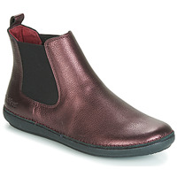 Sapatos Mulher Botas baixas Kickers FANTIN Violeta