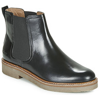 Sapatos Mulher Botas baixas Kickers OXFORDCHIC Preto