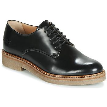 Sapatos Mulher Sapatos Kickers OXFORK Preto