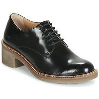 Sapatos Mulher Sapatos Kickers OXYBY Preto
